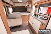 Dethleffs Camper 500 QSK