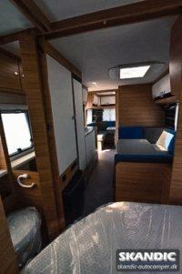 Dethleffs Camper 650 FMK Winter Comfort