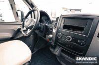HYMER - ERIBA - HYMERCAR Van S 520 - 163PS Automatisk
