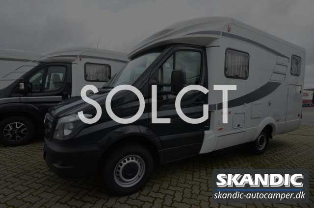 Solgt - Hymer Hymercar Van S 520