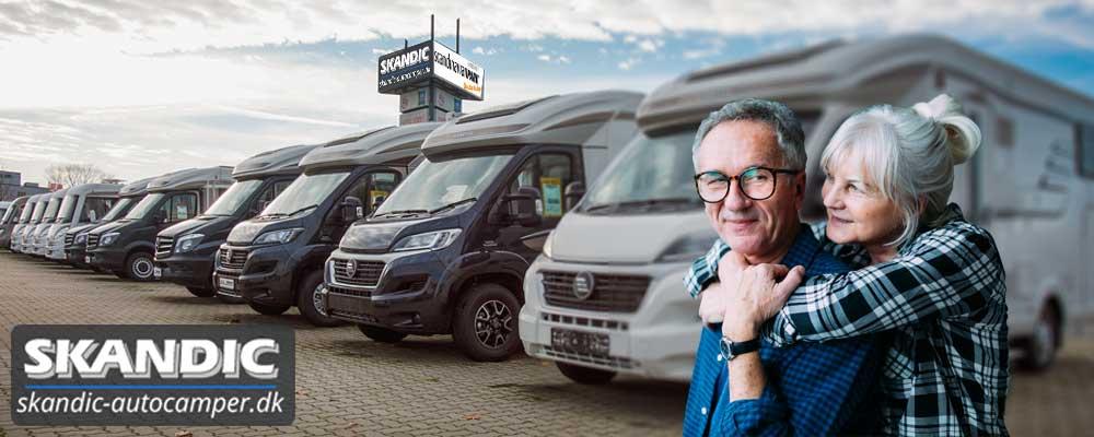 Vi gør din drøm til virkelighed | Skandic-Autocamper.dk