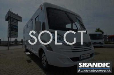 SOLGT - Hymer (HYMERCAR) Exsis-i 588 Automatisk