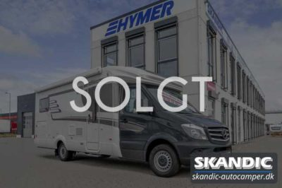 Solgt - Hymer ML-T 620