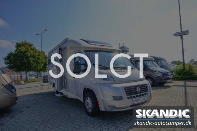 Solgt - Carthago C-Tourer-143