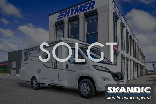 Solgt - Hymer Hymercar Exsis-t 588