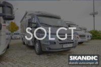 Solgt - Hymer Hymercar Tramp 674 Premium 50