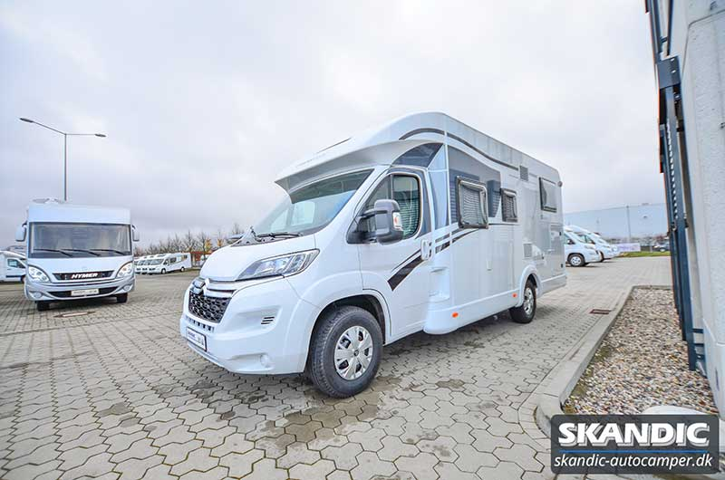 Glücksmobil T 741 model 2019