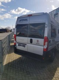 Pössl Roadcruiser Fiat Automat (2019)
