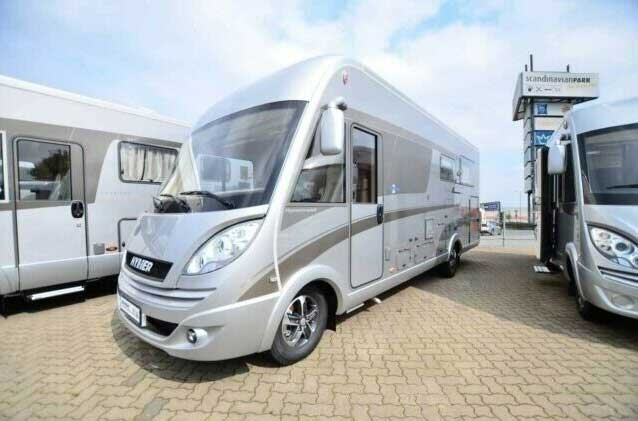 Hymer Duomobil 634 (2018)