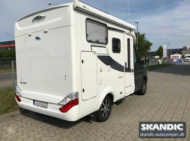 Hymer Van S 500 (2017)