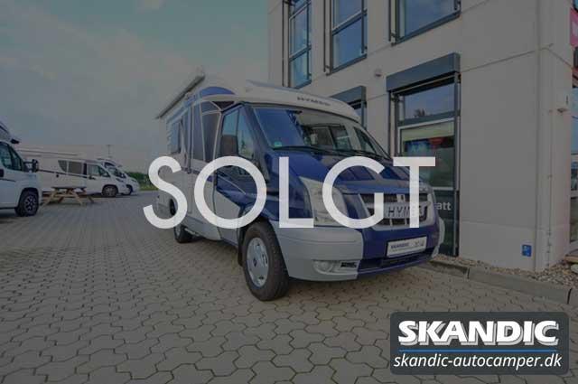 Solgt | Hymer Van 512 (2013)