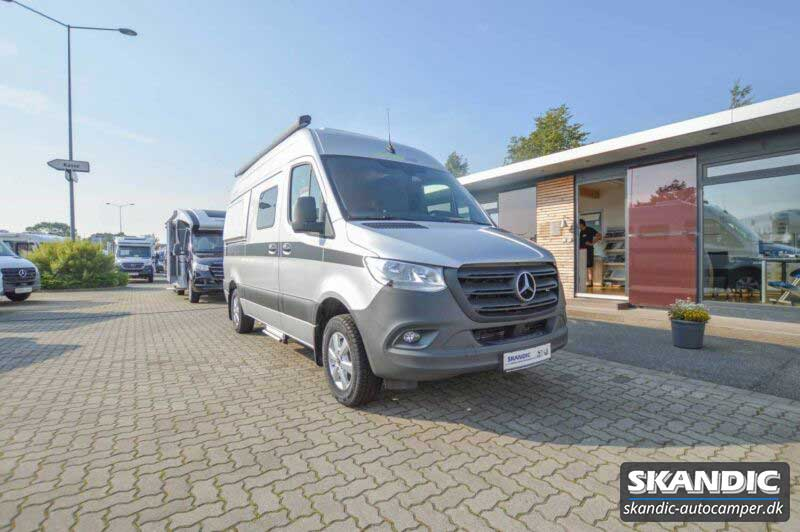 Hymer Grand Canyon S Mercedes