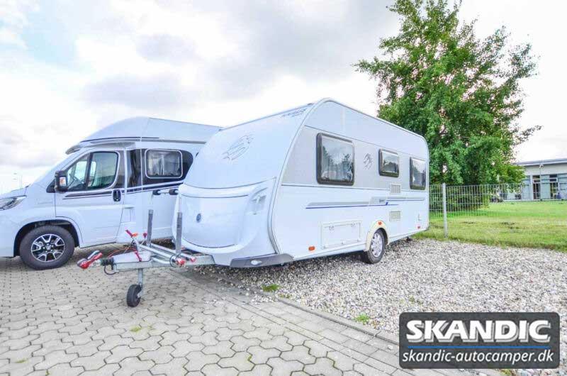 Knaus Sport 450 FU